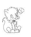 "(Thumbnail of ""Colouring Pages - Fox"")"