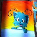"(Thumbnail of ""Lolly on Canvas"")"