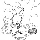 "(Thumbnail of ""Colouring Pages - Happy Easter ^^"")"