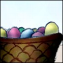 "(Thumbnail of ""happy easter"")"