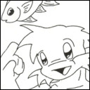 "(Thumbnail of ""Toby Likes Fish"")"