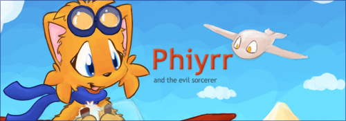 Highscores - Phiyrr and the evil sorcerer